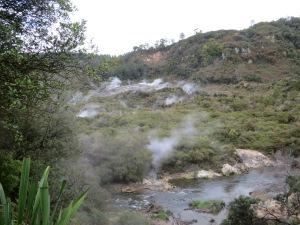 Hot Lava underground