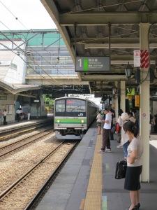 JR Line Tain
