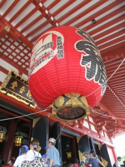 That is one huge ass Japanese Lantern!
