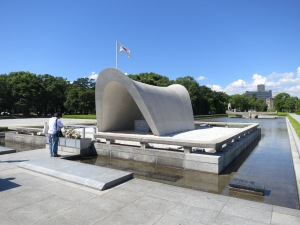 Memorial at Hiroshima