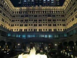 The famed Peninsula Hotel!