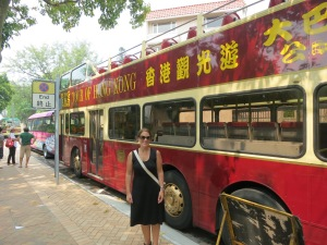 Great tour bus!