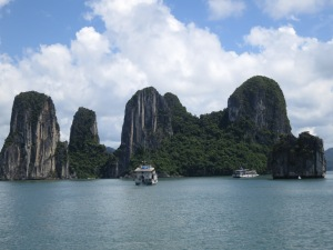 Just a small section of Ha Long Bay