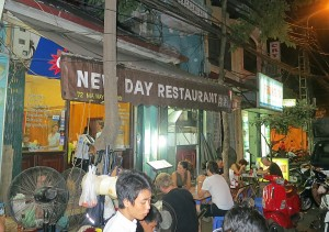Hanoi's New Day Restaurant