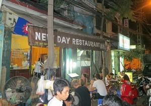 Hanoi's New Day Restaurant