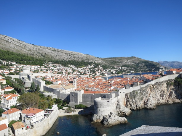 Another amazing shot of Dubrovnik