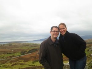 Living it up on the Isle of Skye