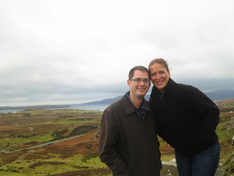 Living it up on the Isle of Skye