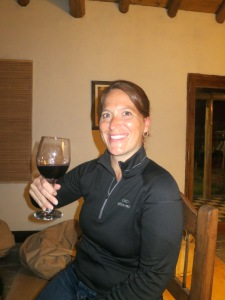 Brooke Vs Malbec (spoiler alert: Brooke wines...er...Wins!)